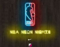 "NBA ""NEON NIGHTS"" Concept Jerseys"