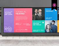 MORI® Todxs al Teatro | Branding