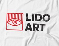 Lido Art Branding
