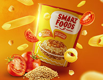 Smart Food / Branding and packaging designs