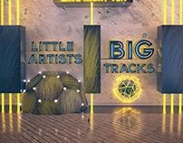 Little Artists Big Tracks