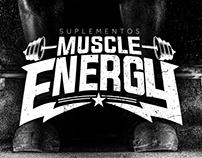 Branding - Muscle Energy