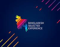 Bangladesh Tourism Logo and Brand Identity Design
