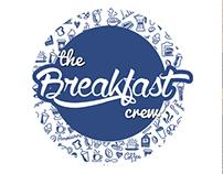 The Breakfast Crew: Logo and Branding