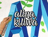 Rótulos - Street Art - Alina Kiliwa