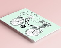 Postcard illustrations