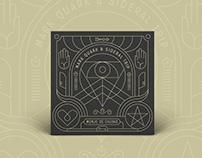 Sideral Trip - CD Desing