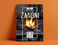 Graphic Design • Zanoni