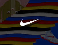 Nike Lebron Moonwalker