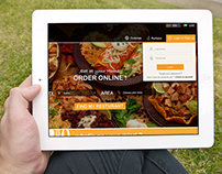 Order food online in UAE