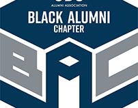 ODU Black Alumni Chapter Logo