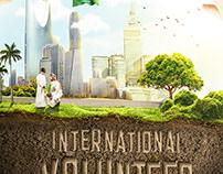 international volunteer day