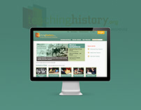 Teaching History website