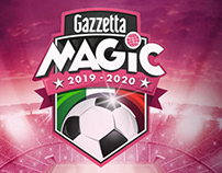 Gazzetta - Magic 2019 - Magliette Serie A