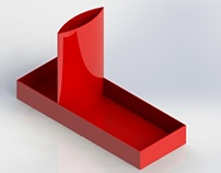 Rangement de bureau (RedRoom)