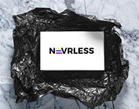 Nevrless.com Branding