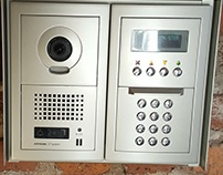 Remodeling a building? install video intercom system