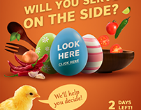 Kraft Easter CRM campaign