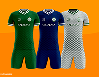Raja Club Athletic - Kits Concept 2017/18