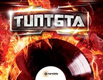 TUNTSTA PARTY Criação de Flyer