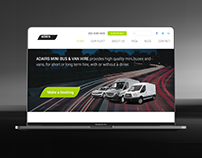 Adairs Website Concept