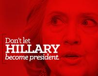 Hillary Political Ads