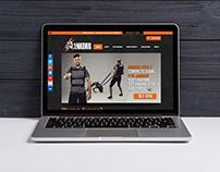 Ankorr Middle East Online Website