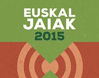 Vasque sports festival poster