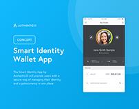 Smart Identity Wallet Mobile App