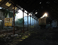 Old Brewery // Photography