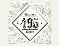 495 - American Diner Branding