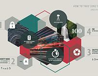 Long Exposure Infographic