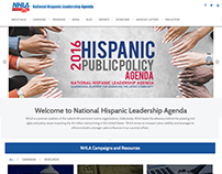 National Hispanic Leadership Agenda