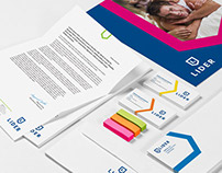 REBRANDING for Financial Consulting Company