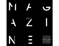 "COVER ""MAGAZINE DESIGN"""