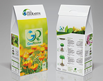 Green GeoEarth Branding Collateral & Packaging