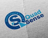 Quad Sense Logo & Id
