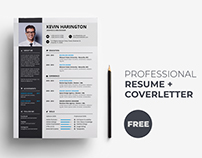 Professional Resume + Coverletter Free