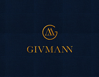 Branding for GIVMANN, Custom Suit for Man.