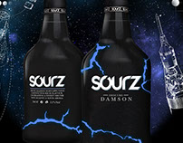 Sourz - Rebranding
