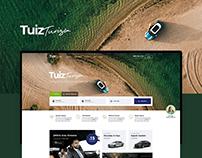 Tuiz Turizm - Transfer, Tur, VIP Web Site Tasarımı