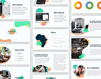 Escala Presentation Templates