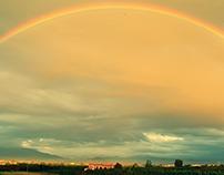 Somewhere over the rainbow_