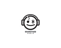 Desensitized Audio Logo