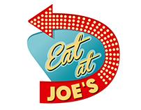 Logotipo: Eat at Joe's