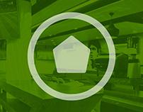 Football House Visual Identity