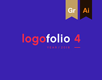 Logofolio vol.04 year / 2016