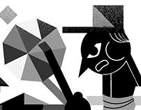 Falafel Guernica