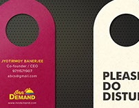 Inndemand business card