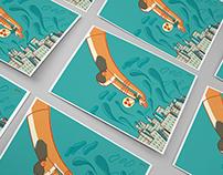 SharigArt - exhibition of illustration